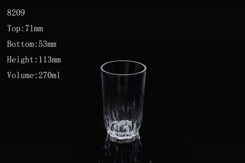 磨砂玻璃杯容易使用吗?如何清洁磨砂玻璃杯